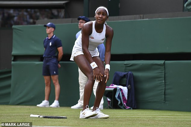 15-year-old tennis star Coco Gauff defeats Venus Williams, 39, at Wimbledon 2019