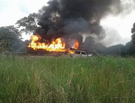 50 die, 70 injured in Benue tanker explosion (graphic photos)