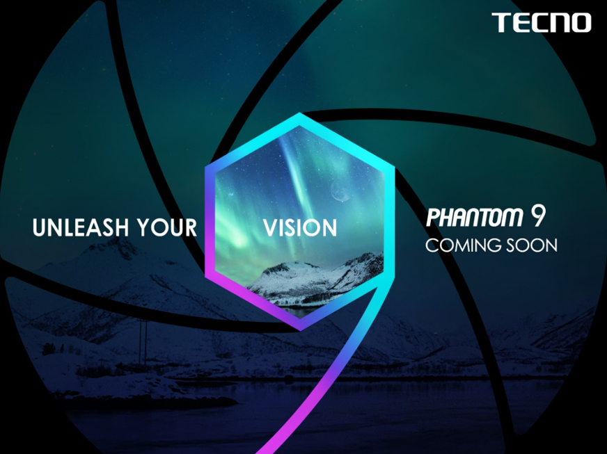 TECNO PHANTOM Returns with a New Device Wrapped in Aurora-Inspired Beauty