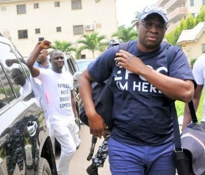 EFCC re-arraigns Ayo?Fayose before a new judge?in Lagos