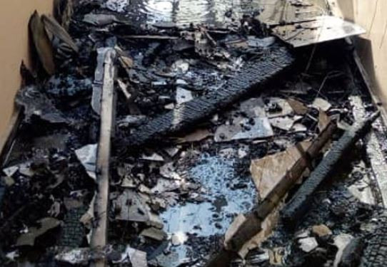 Fire guts Bayelsa State owned radio station