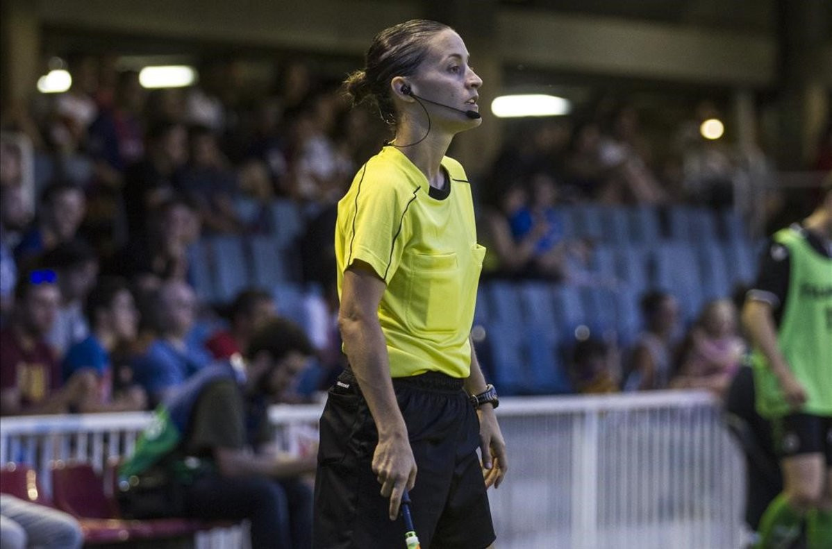 La Liga to introduce first female referee next season