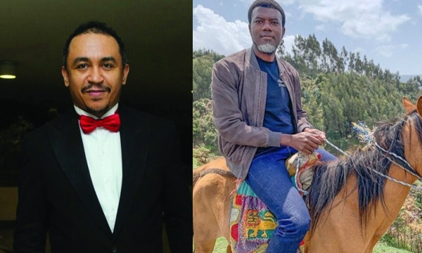 Daddy Freeze reacts as Omojuwa accuses Reno Omokri of taking money to defend Pastor Fatoyinbo