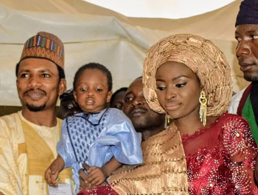 """I stand with you babana and we will always stand for truth"" - Senator Elisha Abbo"
