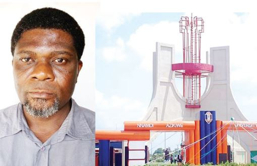 Unizik sacks senior lecturer, Peter Ekemezie over alleged certificate forgery