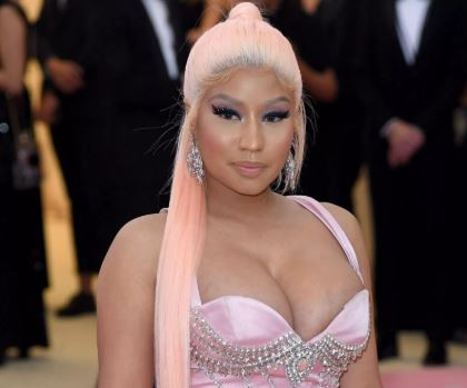 Saudi Arabia invites Nicki Minaj to?headline the Jeddah World Music Festival