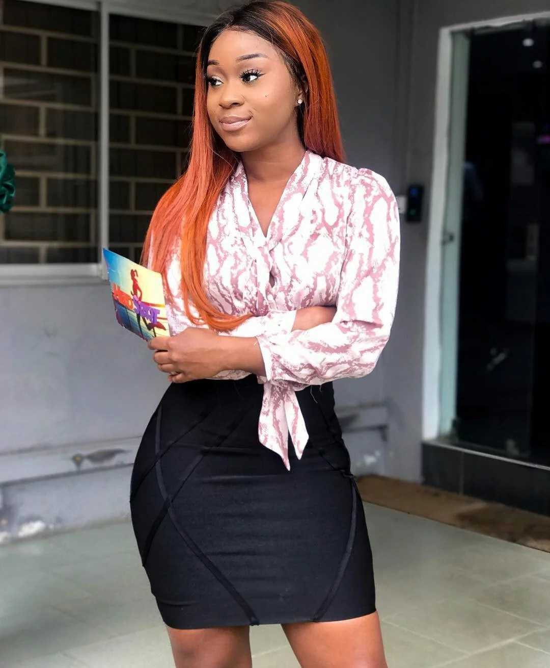 Ghanaian movie directors don't know how to shoot sex scenes - Efia Odo