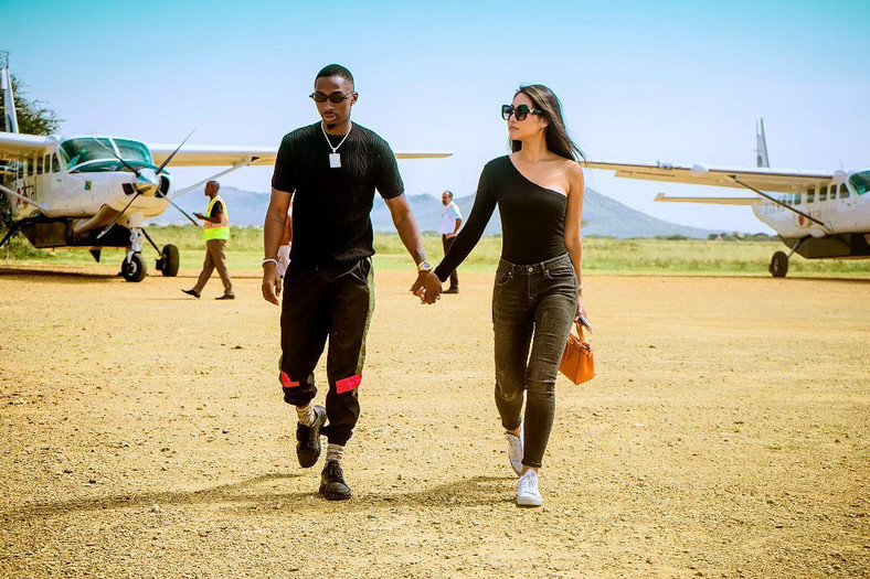 Juma Jux shows off his new girlfriend, days after breakup with Vanessa Mdee