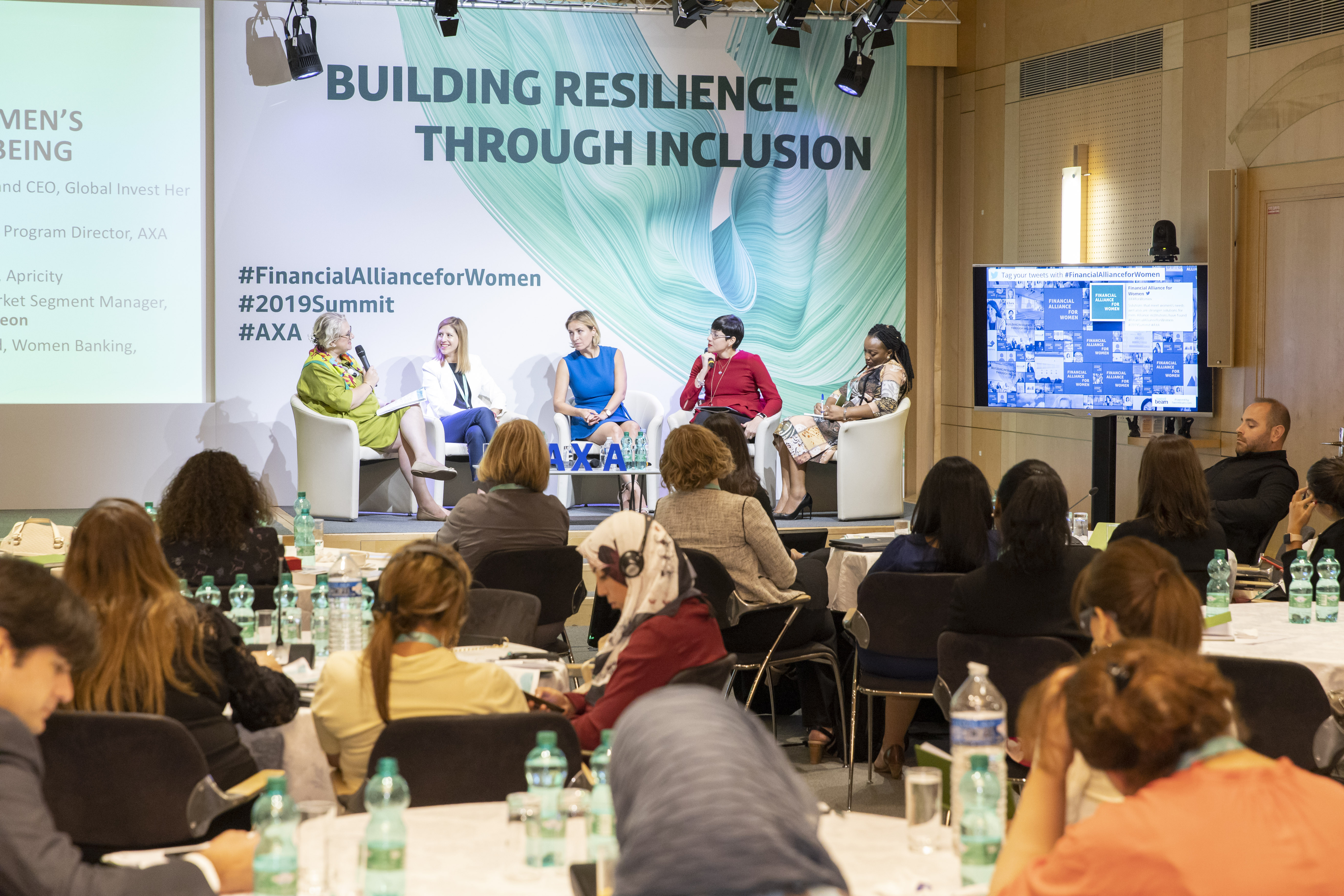 More Success Stories As Access Bank Emerges GBA Women?s Market Champion Impact Award Winner