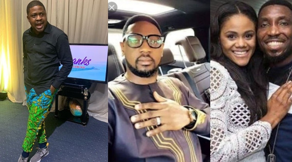 Busola Dakolo got married from my church and I knew of the rape - Pastor Yemi Davids
