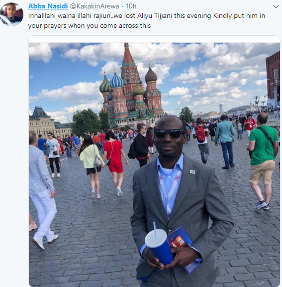 Racist attack: Nigerian lecturer dies after being mobbed in Russia (video)
