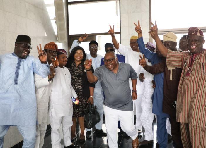 Photos: Governor Oyetola