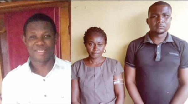 Health worker who slept with man she paid to kill her husband, arrested in Rivers State