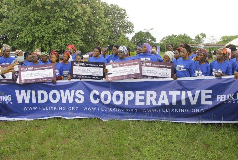 Felix King Foundation Launches Market Moni for Rural Widows