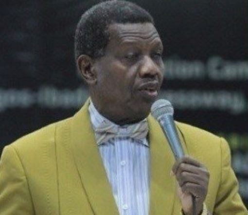 Nigerians applaud Pastor Adeboye for his