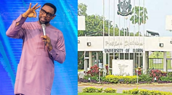 UNILORIN yet to find Pastor Biodun Fatoyinbo's student record