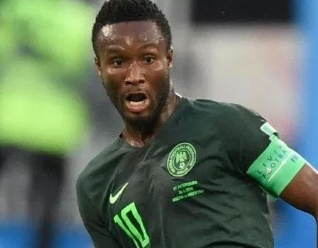 Injury forces Super Eagles captain,?Mikel Obi out of #AFCON2019