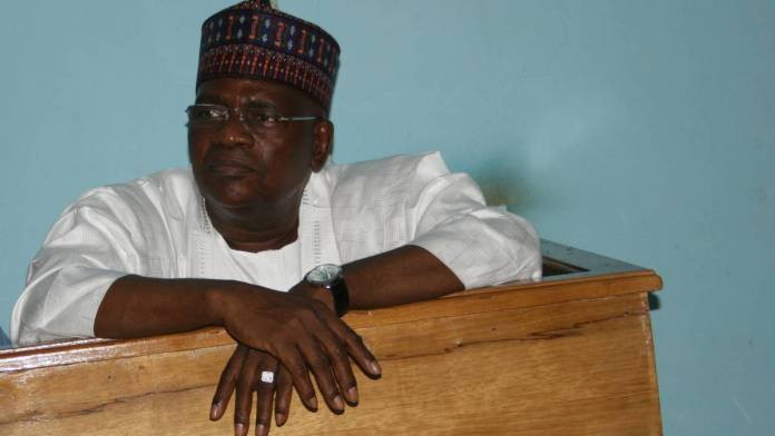 FG withdraws corruption charges against Danjuma Goje