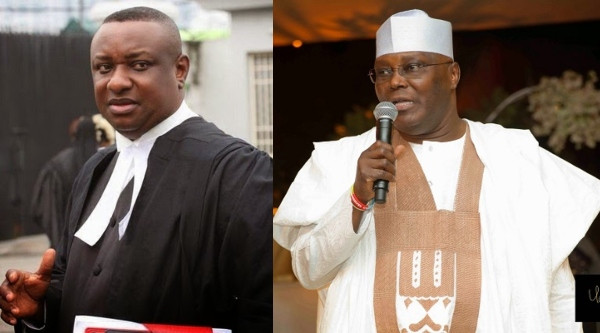 Osun Ruling: You are trying to blackmail the Supreme Court - Festus Keyamo to Atiku Abubakar