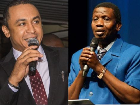 I wish he appliedsuch scriptural dexterity when addressing tithing and first fruit - Daddy Freeze reacts to Adeboye