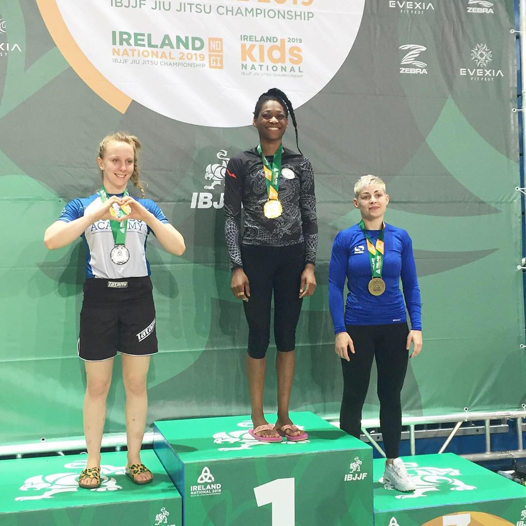 All You Need To Know About Nigerian mixed Marshal Arts International Champion As She Seeks Sponsorship