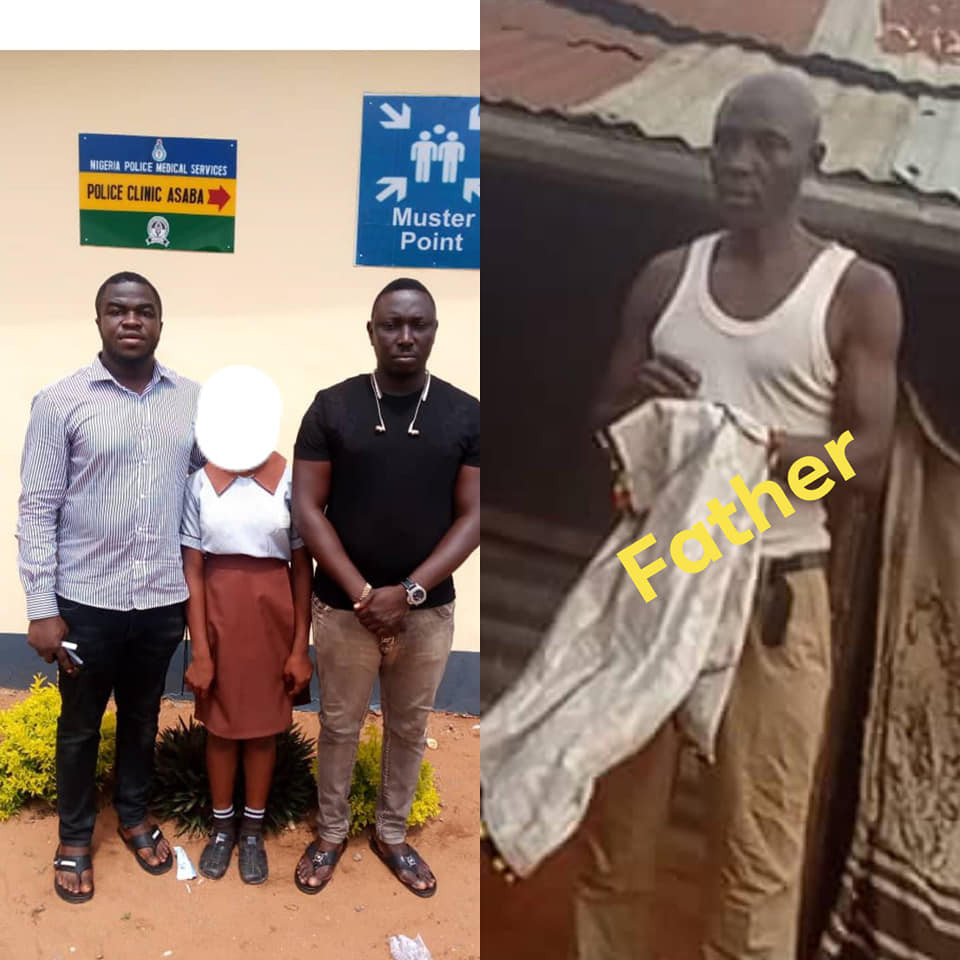 Man drugs, rapes, impregnates and forces his daughter to abort baby in Delta State