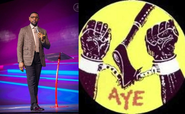 Moment Pastor Fatoyinbo revealed he was the Chief Priest of Black Axe Confraternity in school (video)