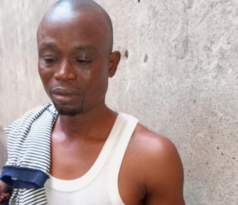 Man arrested for  allegedly sexually abusing his step daughter for five years?with the support of his wife (photo)