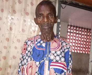 Photo: 68-year-old man allegedly rapes 15-year-old daughter and her friends in Lagos