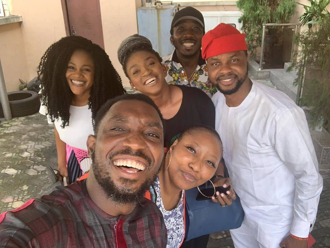 Rape allegation: First photos of Busola Dakolo?after her explosive interview