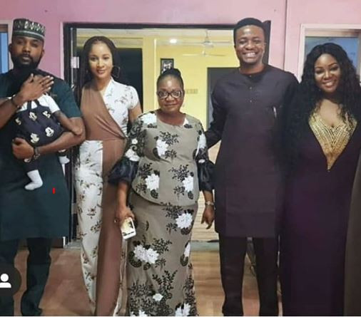 Adesua and her growing