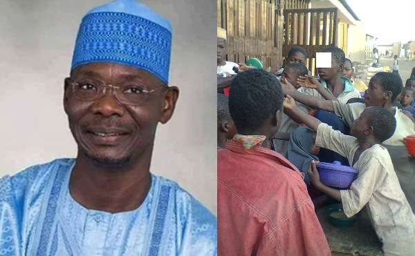 About 10m Almajiris are beggars, not religious scholars ? Governor Sule