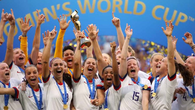 Women?s World Cup: United States defeats Netherlands 2-0 to win fourth World Cup