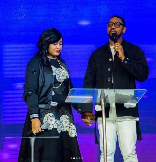 I?m not your friend if you don?t celebrate my husband, Pastor Biodun Fatoyinbo - Modele Fatoyinbo