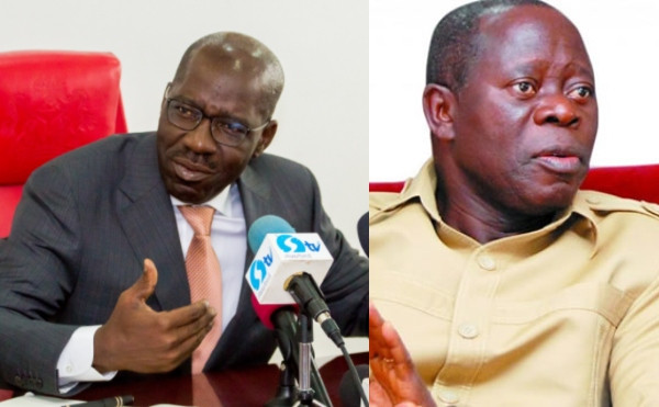 Governor Obaseki to probe Adams Oshiomhole over hospital contracts