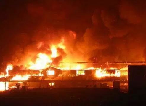 Midnight fire kills a grandmother and her?four grandchildren in Ondo State