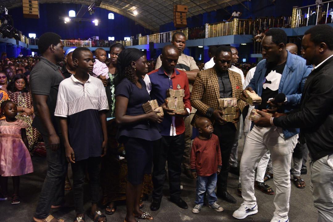 Eku Fire Disaster: Prophet Jeremiah Omoto Fufeyin intervene, give victims N4.5m