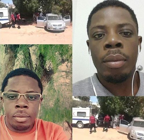 Missing Nigerian student,?Obasanjo Owoyale found dead in the booth of his car in Cyprus
