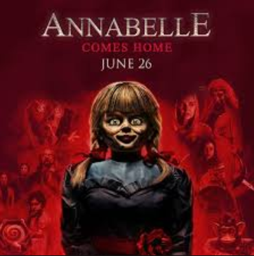 "77-year-old man dies in cinema while watching horror movie ""Annabelle Comes Home"""