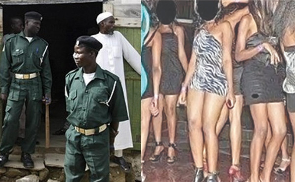 Hisbah arrests 30 prostitutes, confiscates 37 carton of alcohol in Jigawa