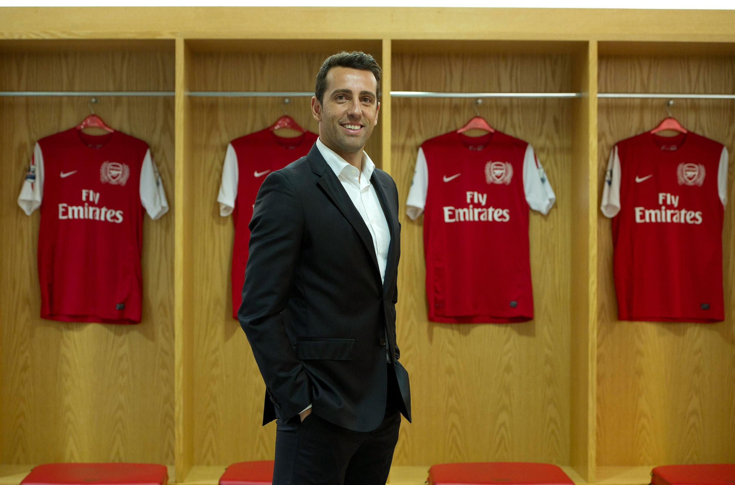 Arsenal confirms the appointment of Edu as their new technical director?
