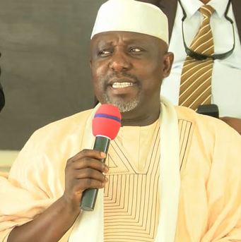 Rochas Okorocha calls for creation of Ministry of Happiness to tackle suicide