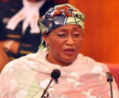 Maybe it?s not in?my?destiny to be governor ? Mama Taraba, Aisha Alhassan says?