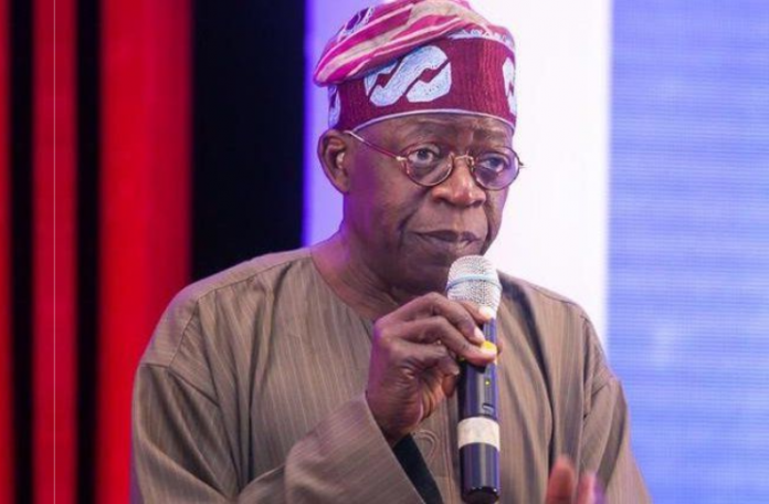 Tinubu distances self from 2023 presidential campaigners