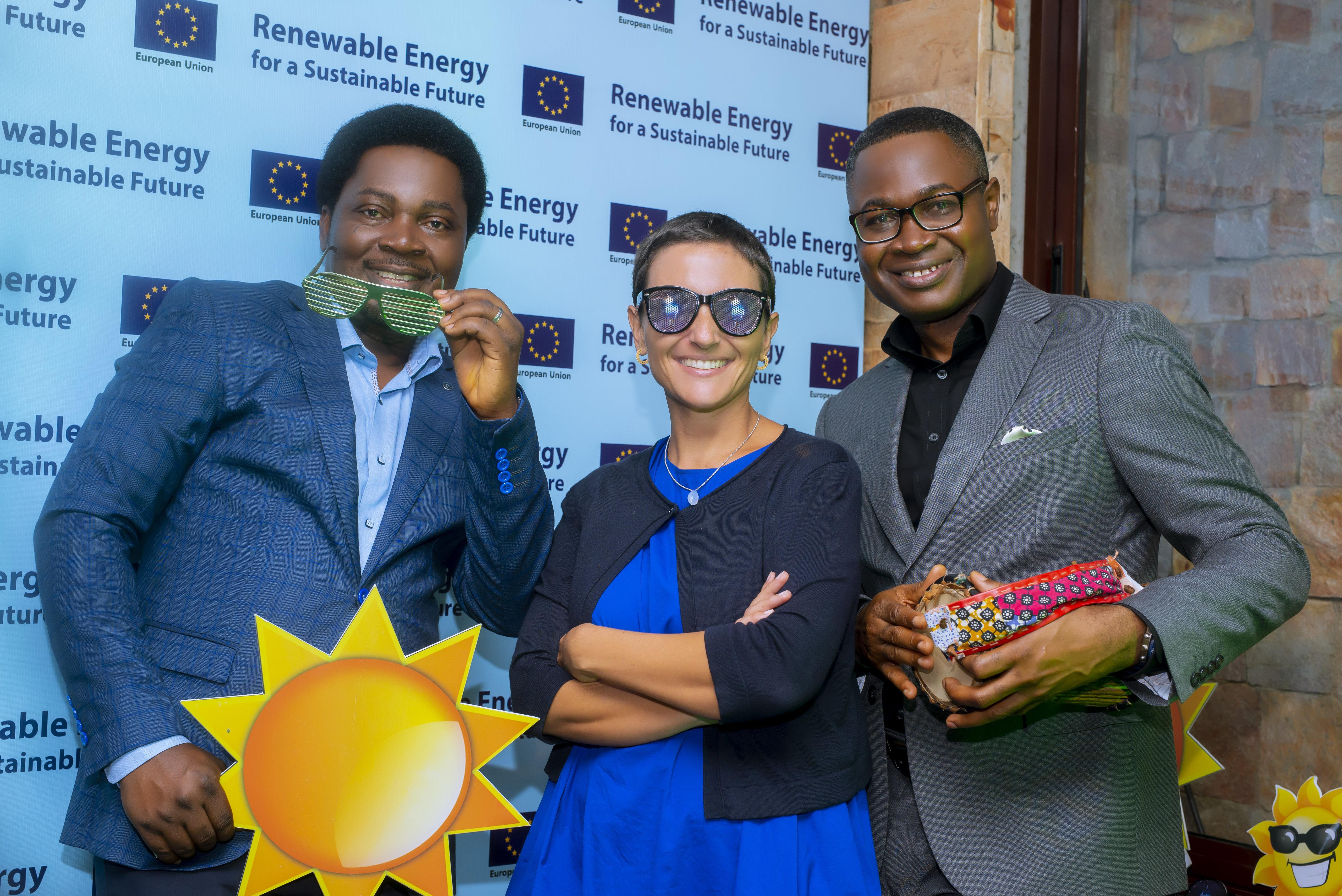 The European Union Beams The Light On Renewable Energy at Green Event
