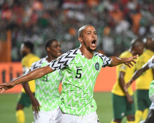Super Eagles eliminate South Africa to cruise to AFCON 2019 semi-finals