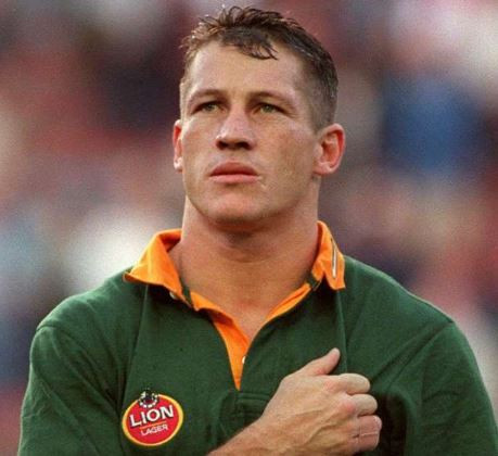 Former South Africa Rugby World Cup winner, James?Small dies at 50 after suffering a heart attack