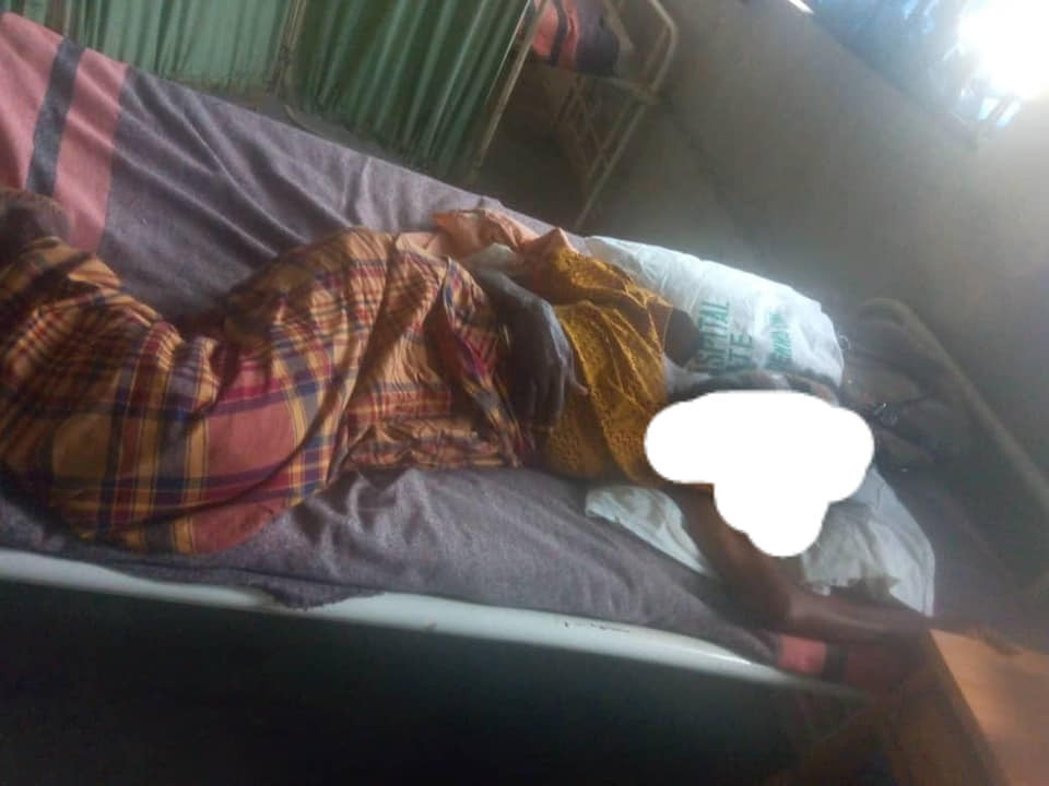 Photos: 70 year old woman allegedly raped by her 25 year old relative in Imo