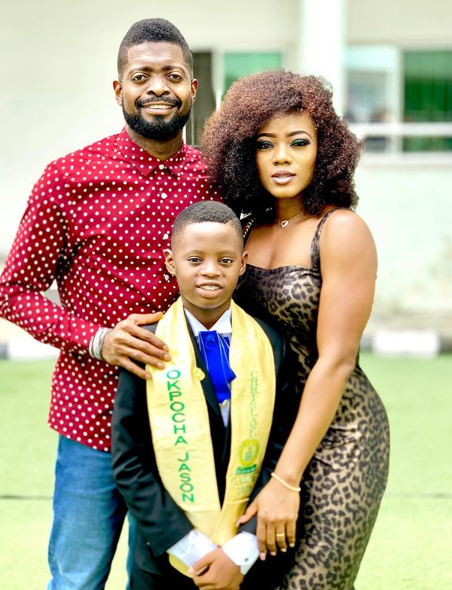 Basketmouth cuts short his comedy tour to turn up for his son
