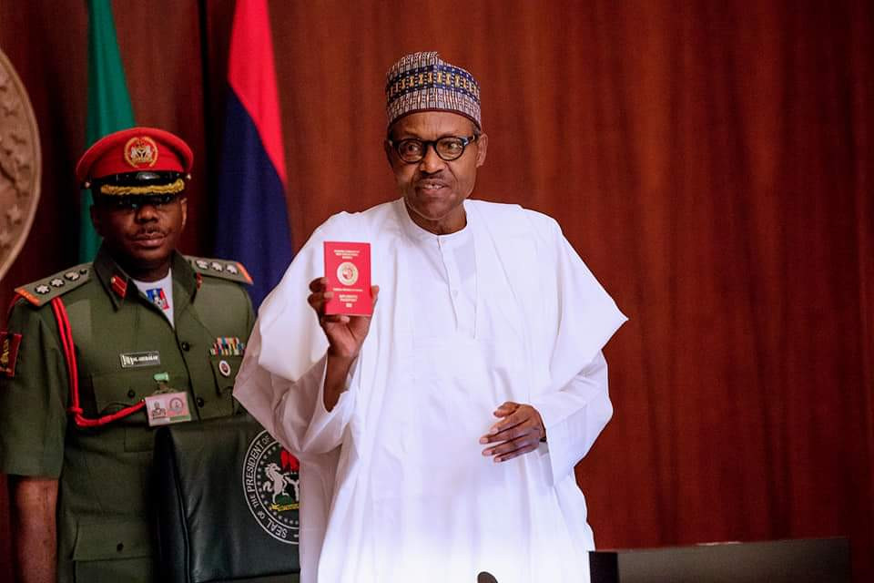 Buhari gives Nigeria?s Minting Company sole authority to produce e-passports